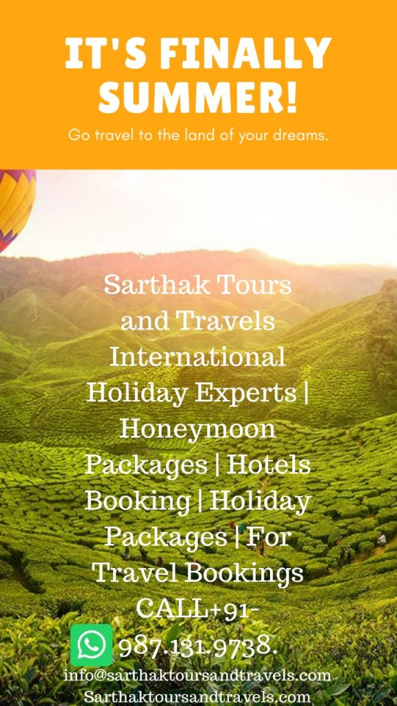 International Tour and travel CALL+91-987.131.9738.